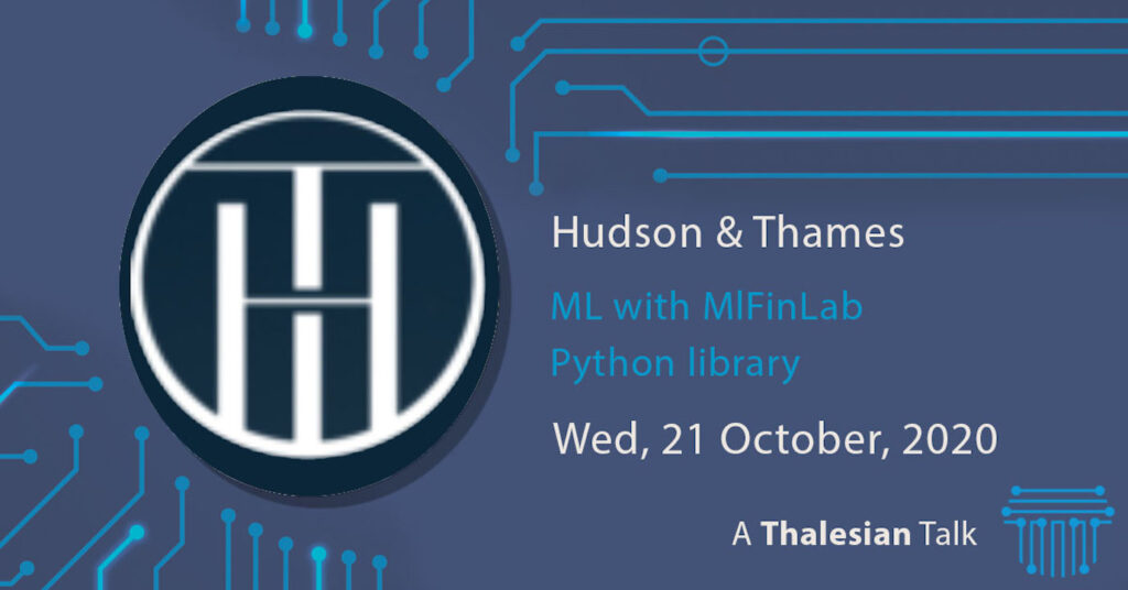 Lee, Munoz Constantine & Pervushyna: ML with MlFinLab Python library