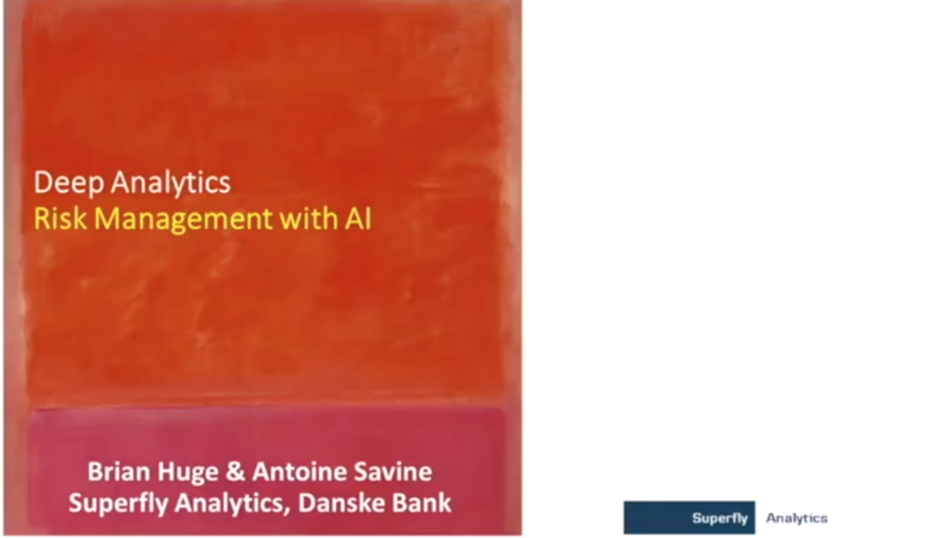 Differential Machine Learning by Brian Huge and Antoine Savine
